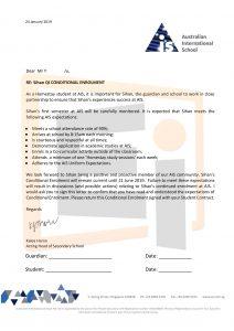 QI Sihan AIS Offer Letter的副本